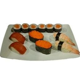Menú 1: Menús de Kiniro Sushi