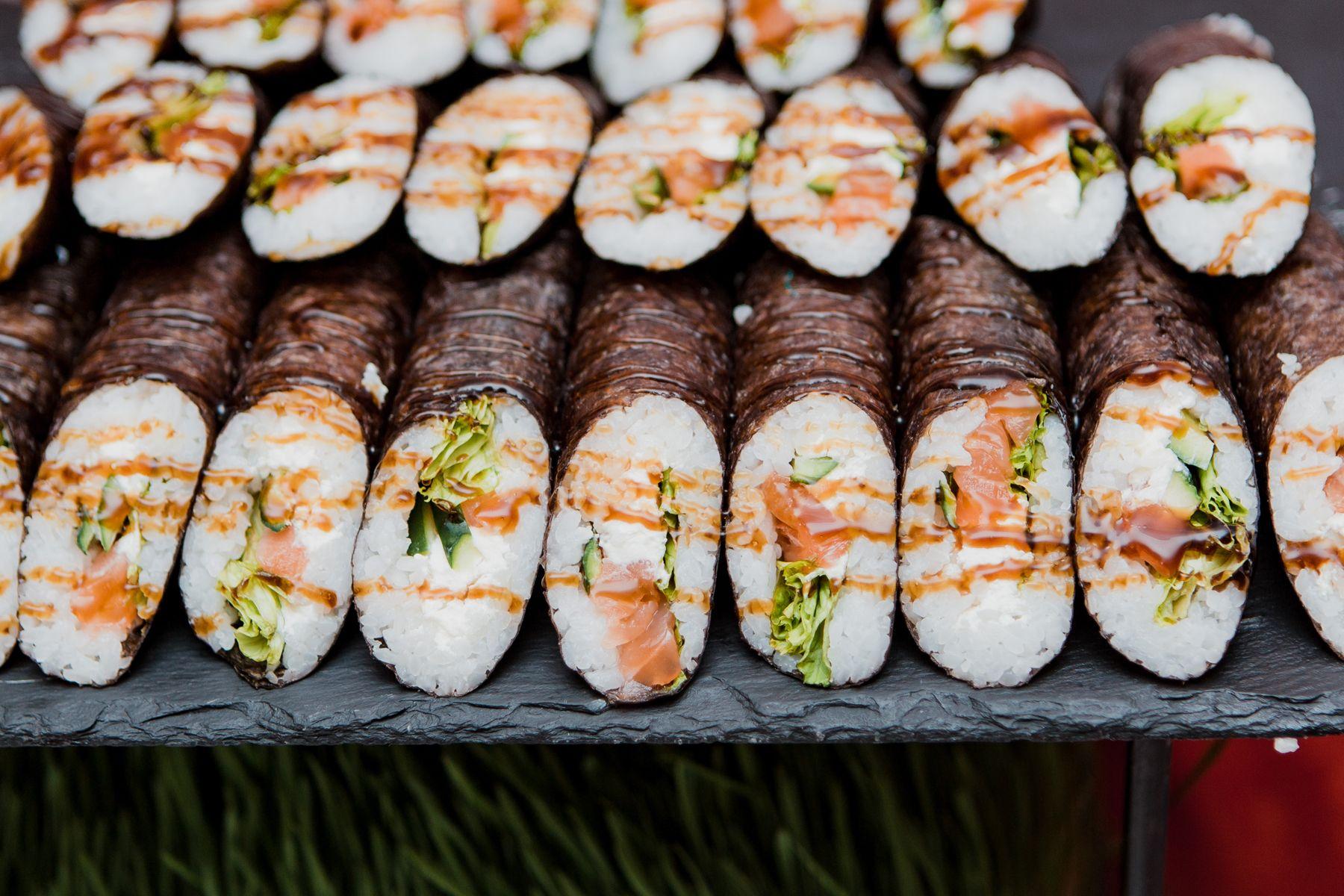 Restaurante japonés en Barcelona