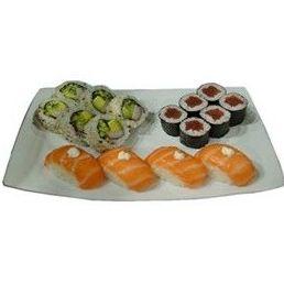 Menú 6: Menús de Kiniro Sushi
