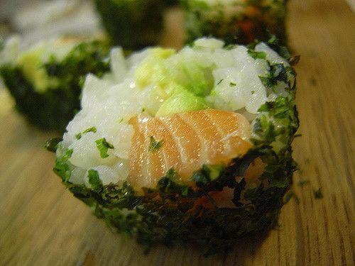 Menú 11: Menús de Kiniro Sushi