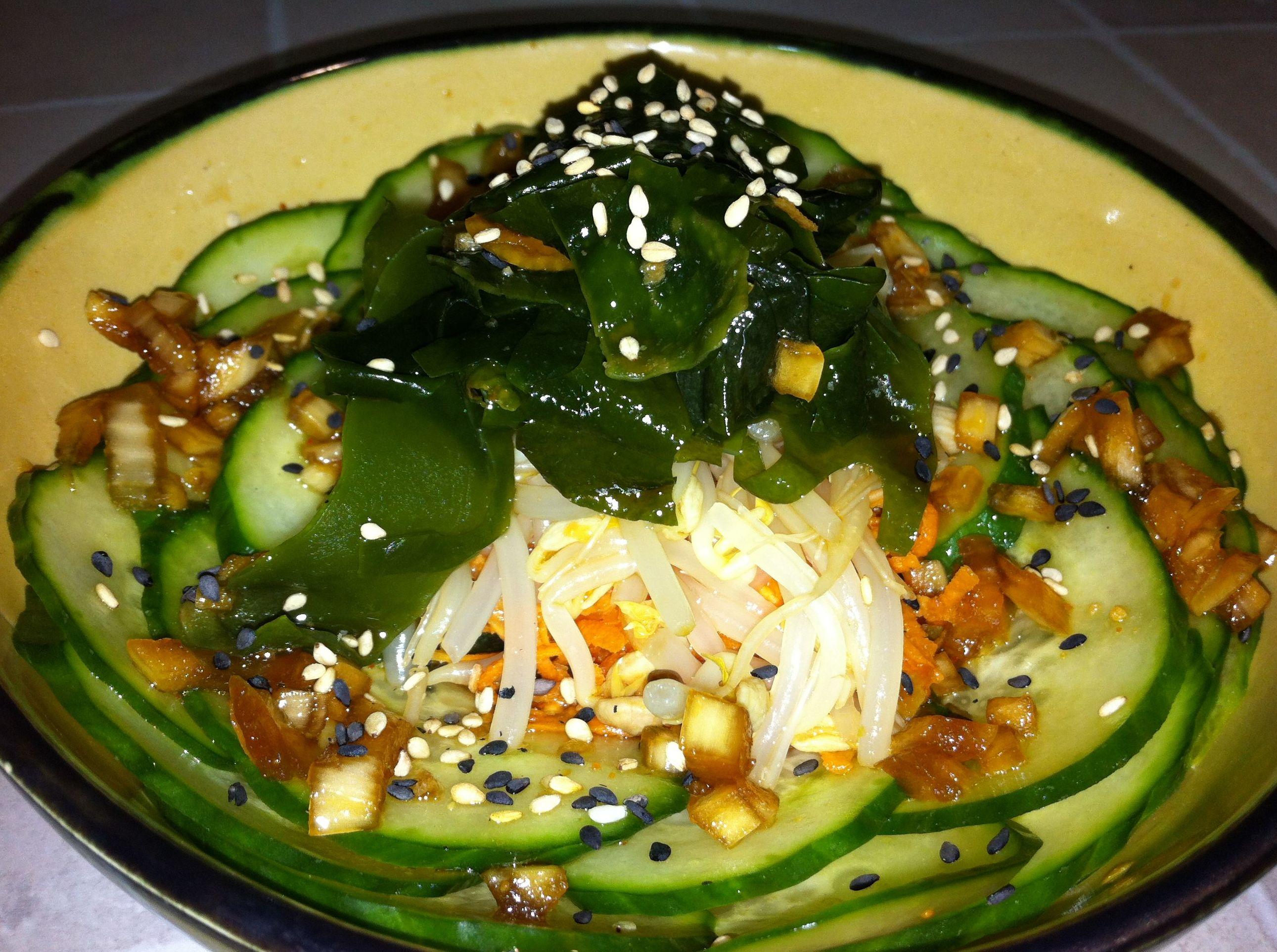 JAPONESA: Menús de Kiniro Sushi