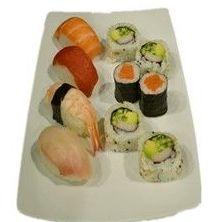 Menú 3: Menús de Kiniro Sushi