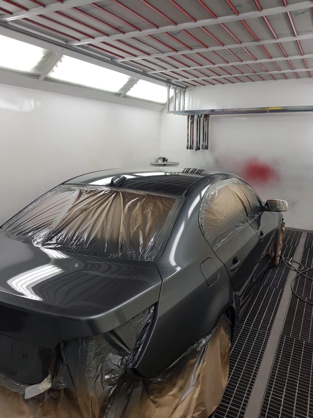 Taller especialista en pintura de coches