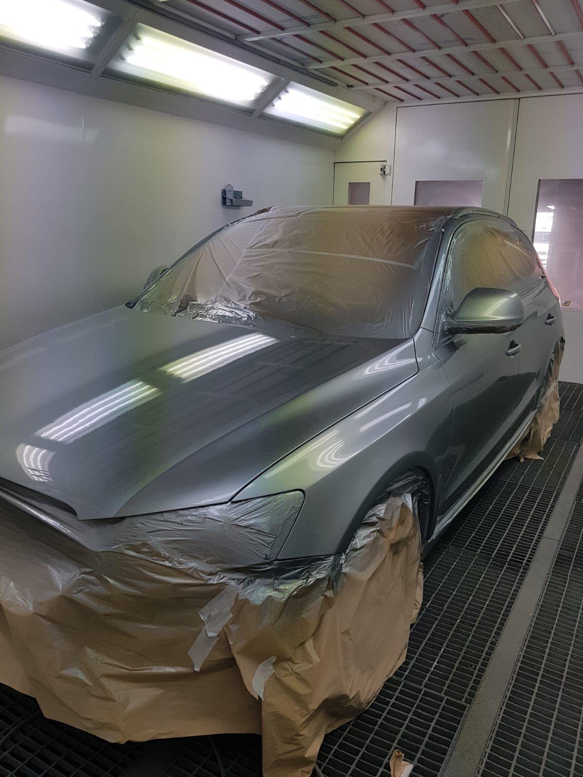 Especialistas en pintura de coches en Jerez de la Frontera