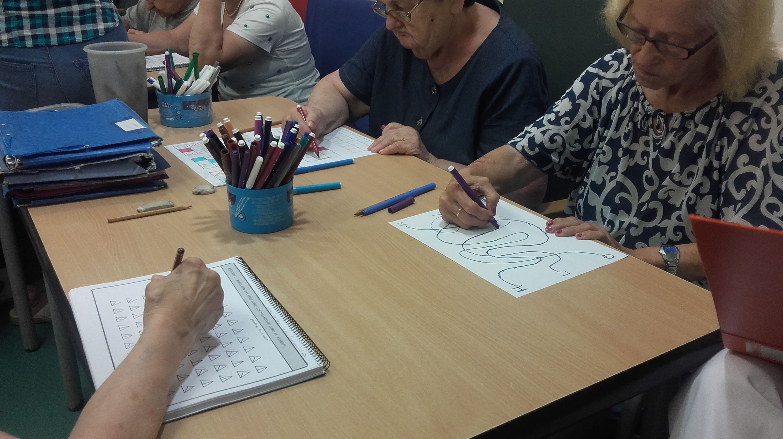 Talleres de memoria: Servicios y talleres de Centro de Día Nous Avis