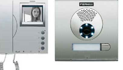 Instalación de videoporteros
