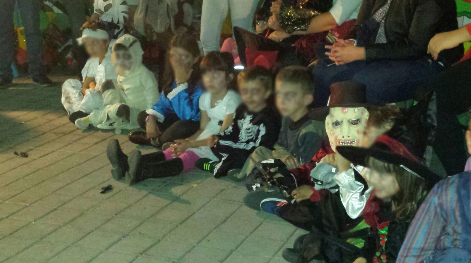 Fiesta de Halloween en Torrejón de Ardoz