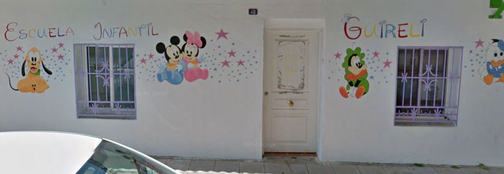 Escuela infantil en Torrejón de Ardoz
