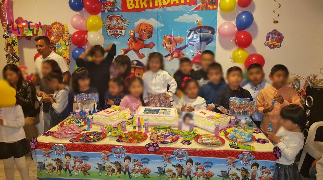 Fiestas de cumpleaños en Torrejón de Ardoz