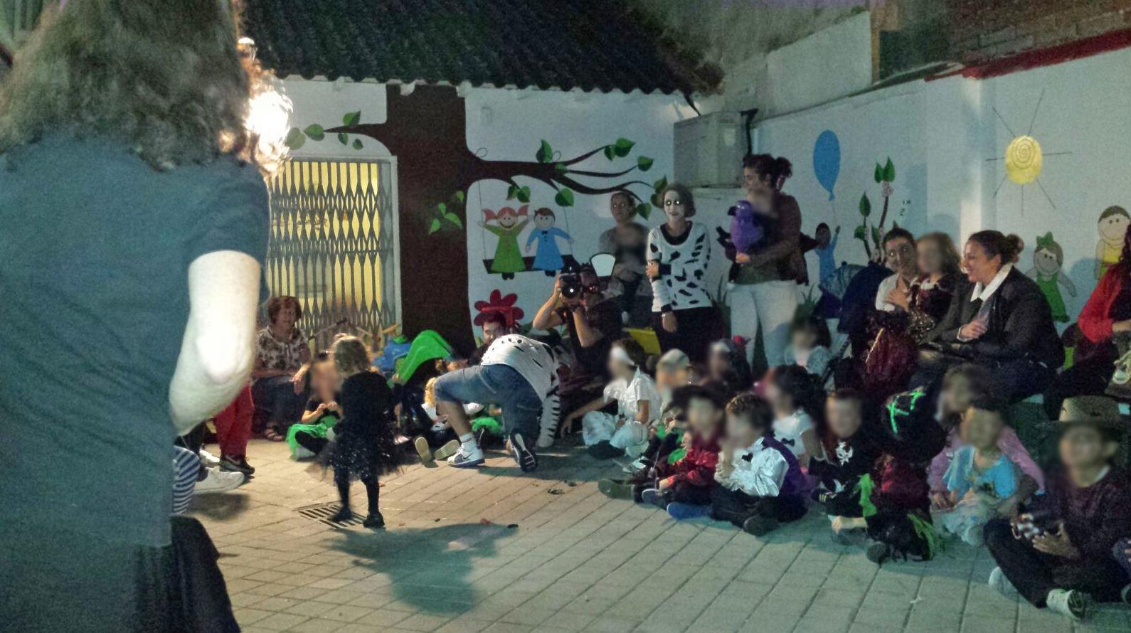 Celebrando Halloween en nuestras instalaciones