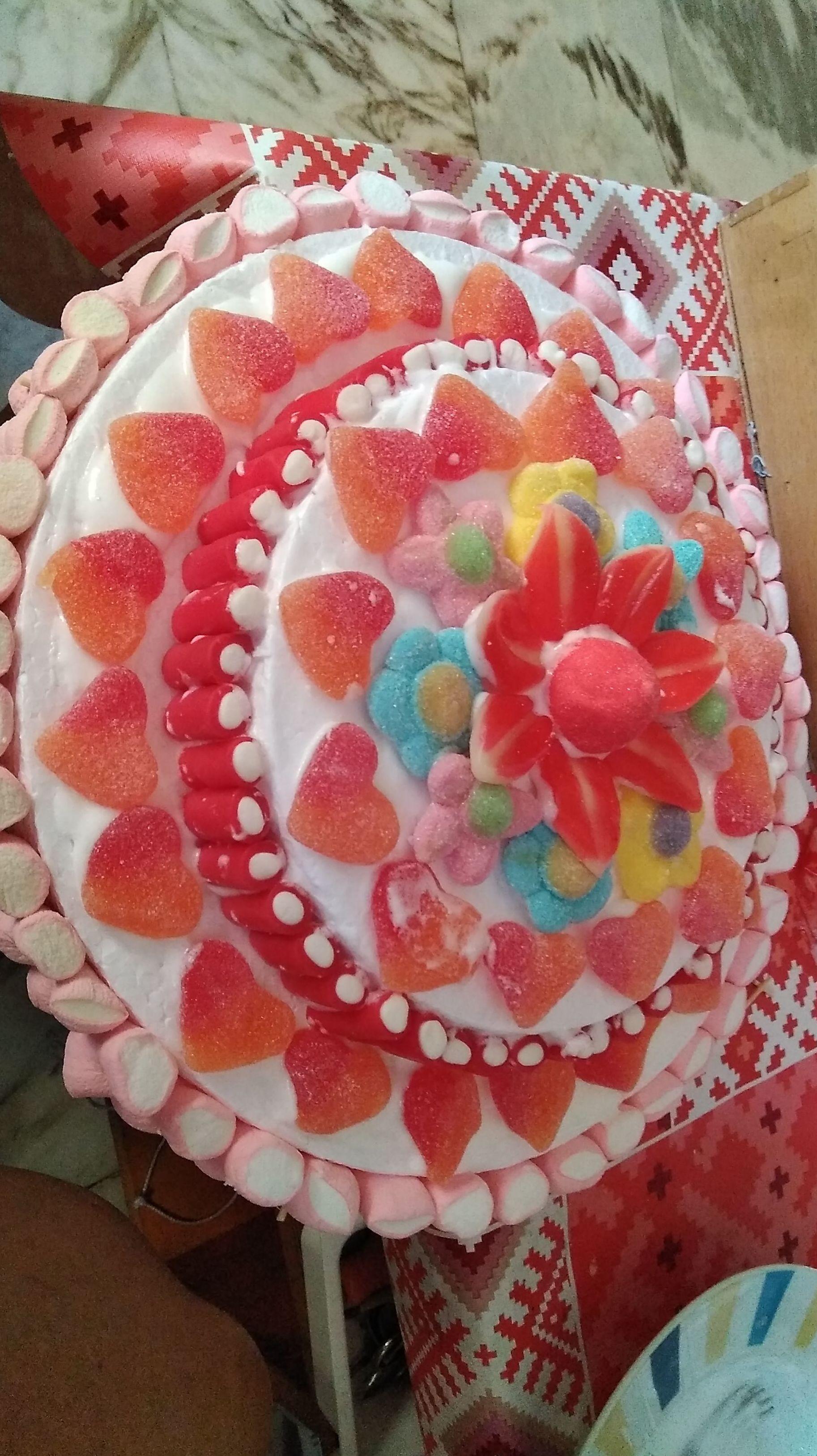 Estas son nuestras tartas!