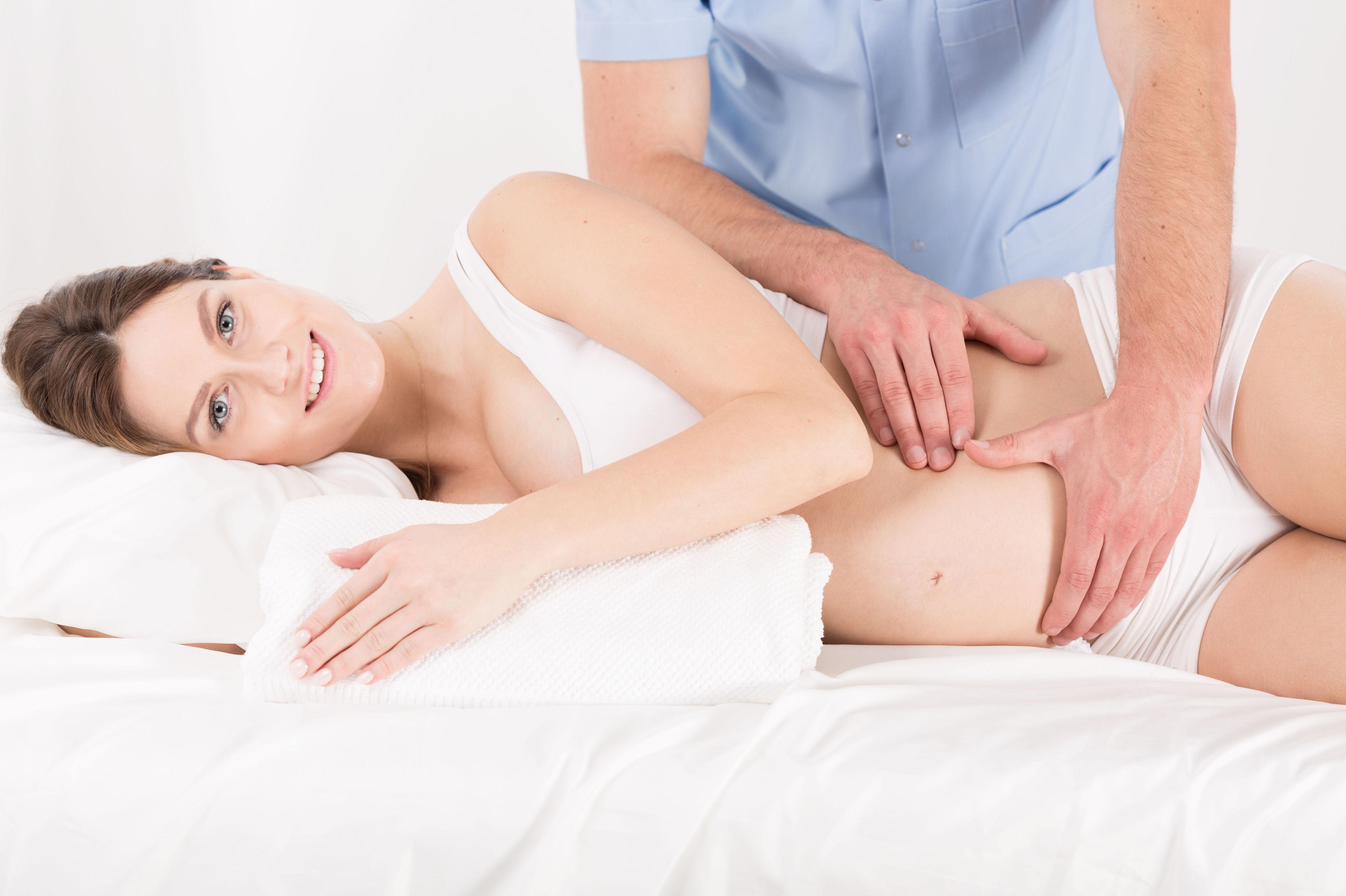 Fisioterapia para embarazadas en Chamartín