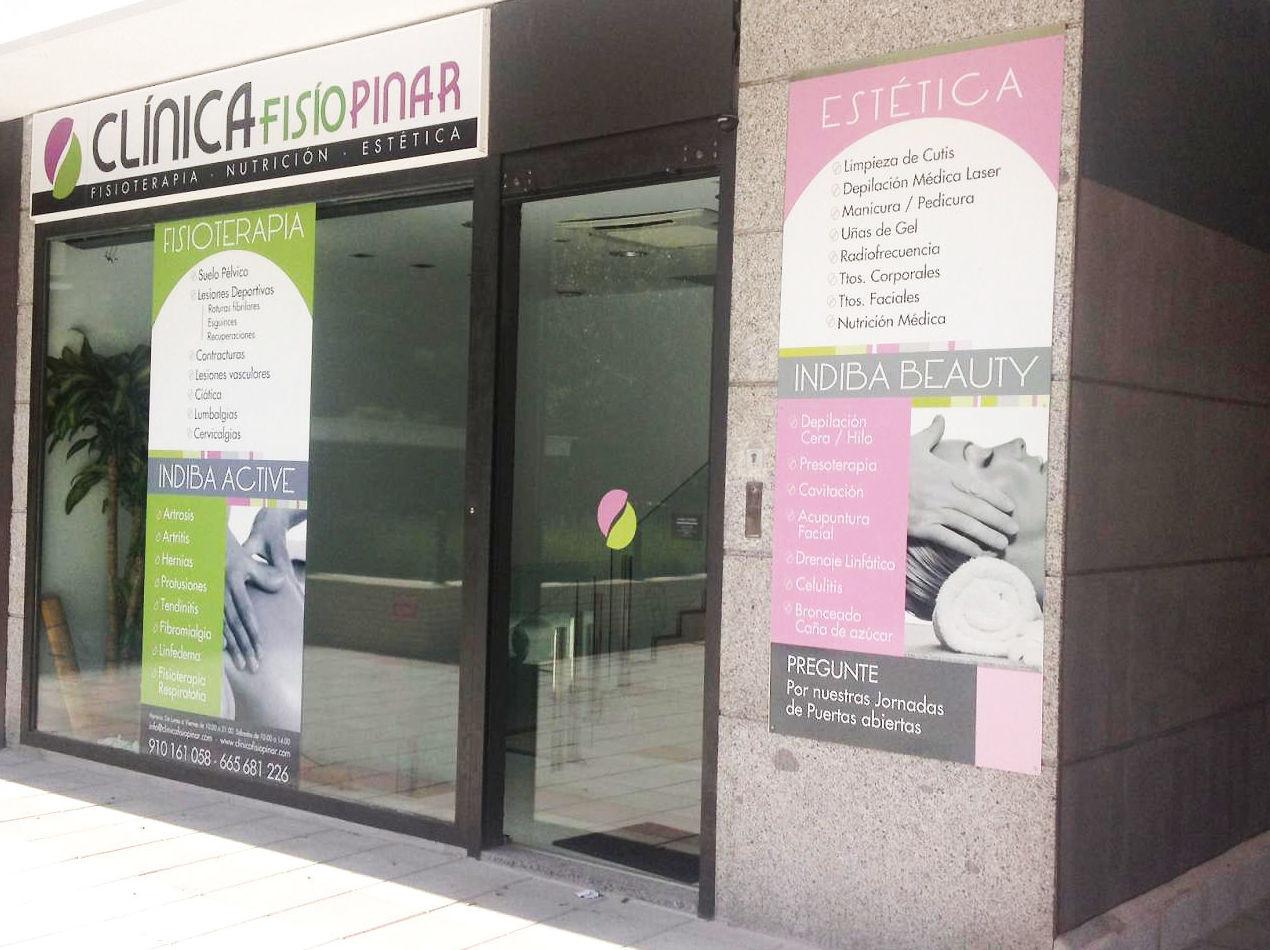 Clínica Fisiopinar en Chamartín, Madrid