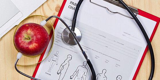 Nutrición médica: Servicios  de Clínica Fisiopinar