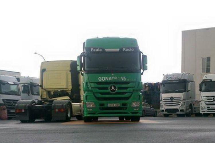 Empresa de transportes en Málaga