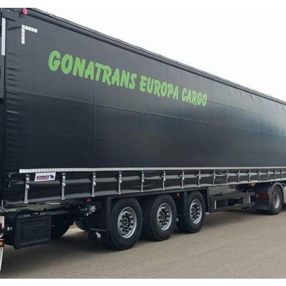 Transporte de mercancía: Servicios de Gonatrans