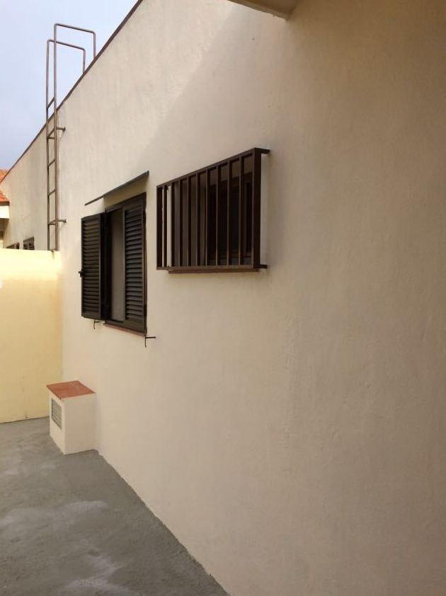 Reforma. Pintura fachada vivienda en Santa Cruz de Tenerife.