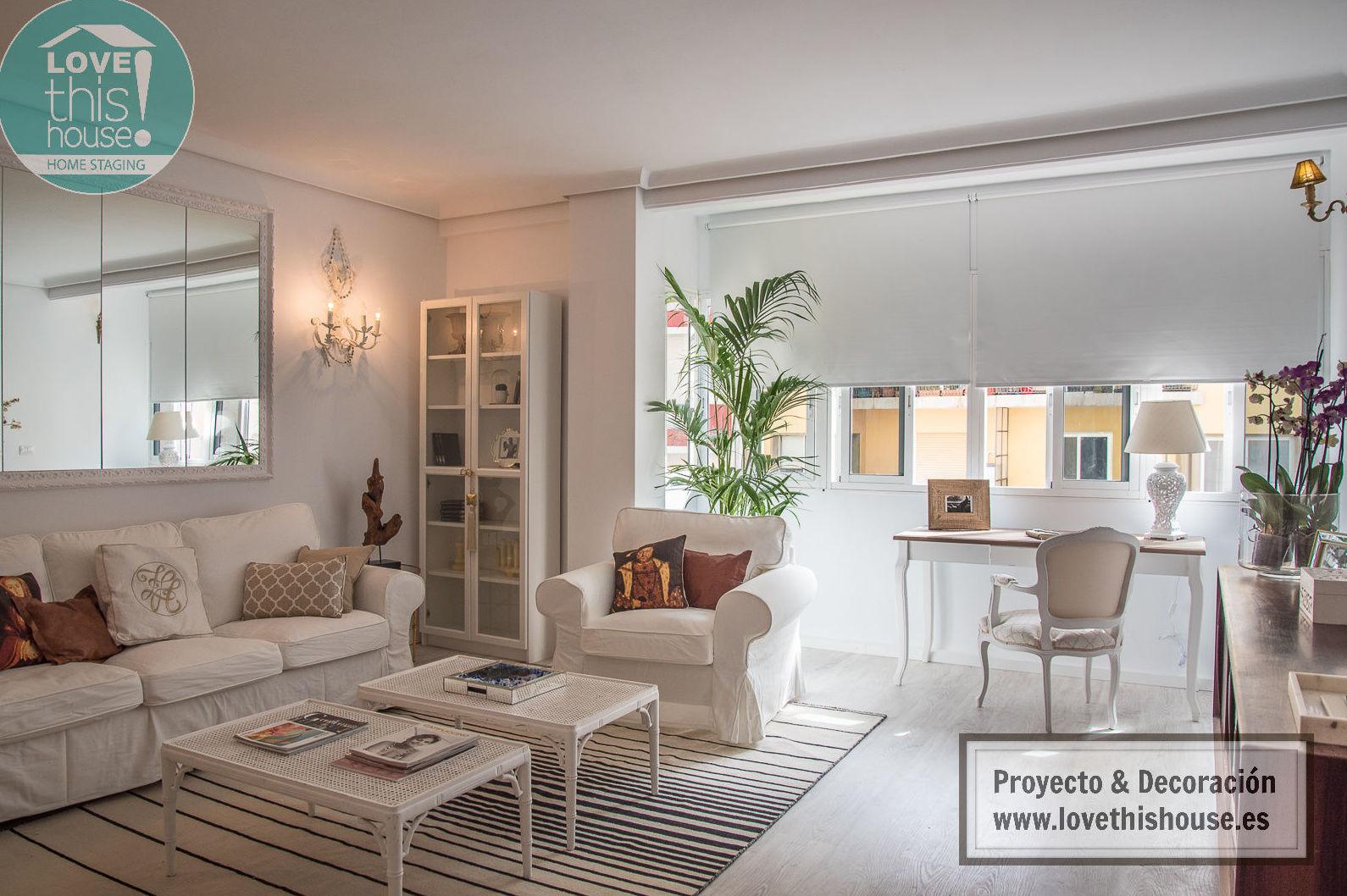 Piso de 100m reforma completa de vivienda en Santa Cruz de Tenerife