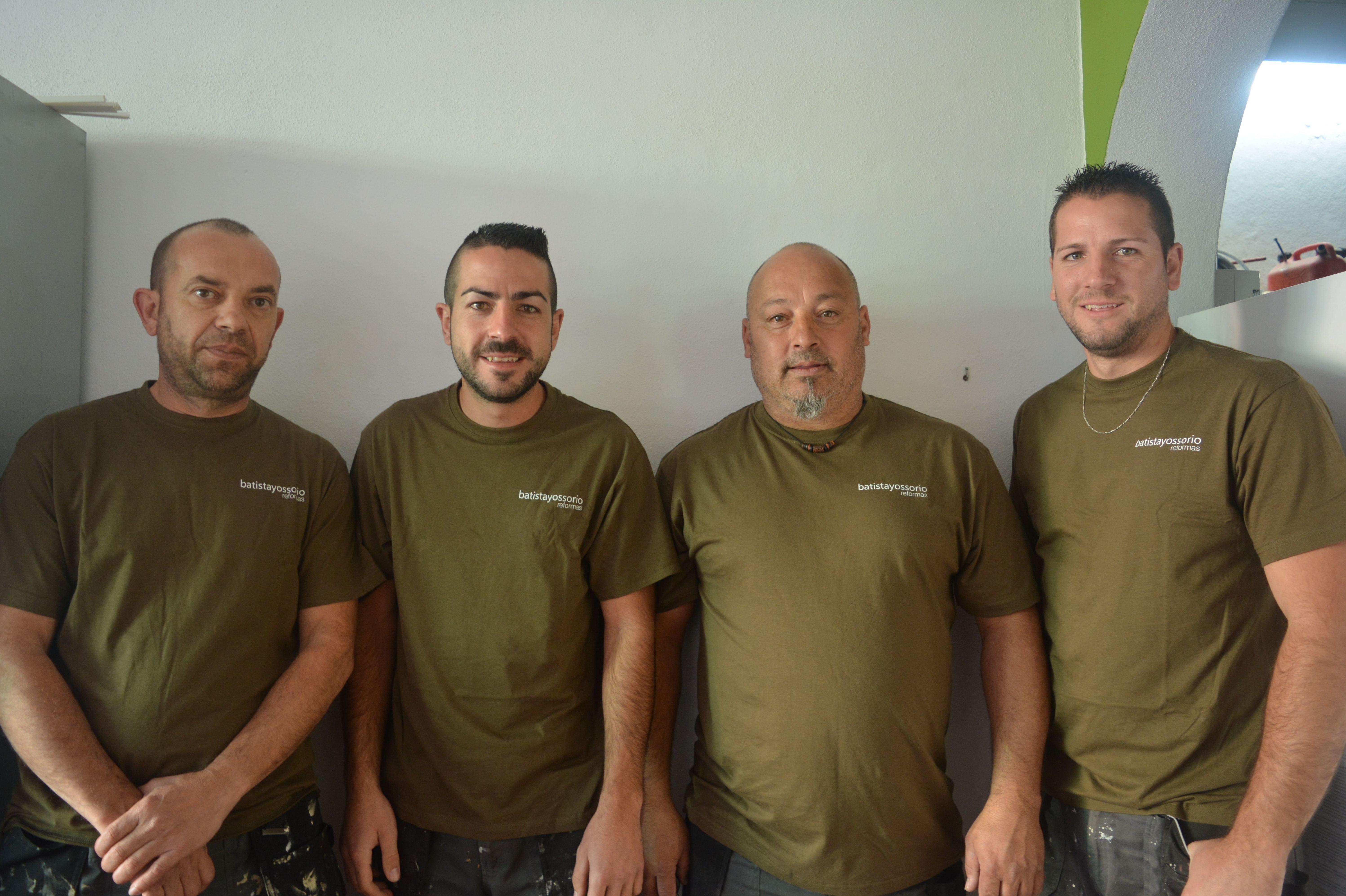 Nuestro equipo especialista en Reformas integrales también en servicio express. Seriedad y Calidad.