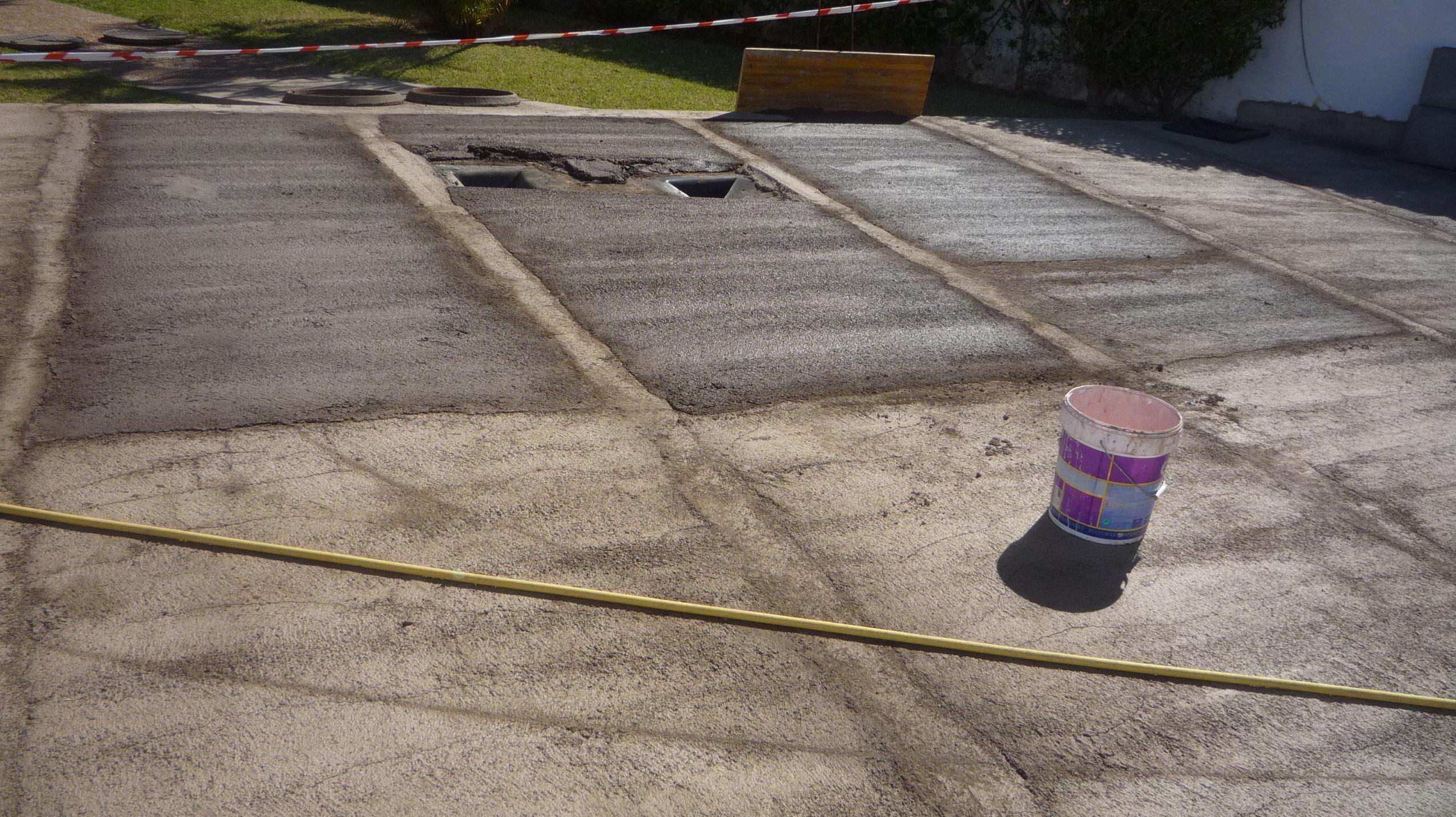 Reforma de Impermeabilización  comunidad de vecinos Santa Cruz de Tenerife