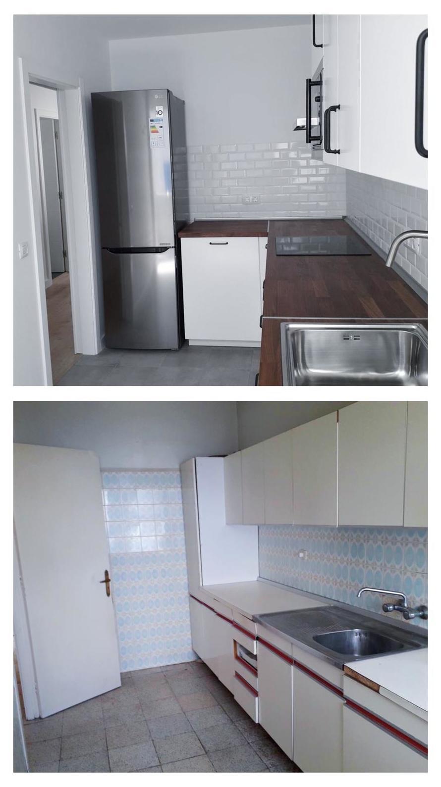 Renovando cocina