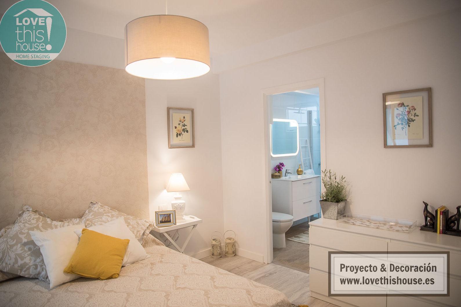 Reforma completa de vivienda en Santa Cruz de Tenerife con proyecto y decoración de Lovethishouse