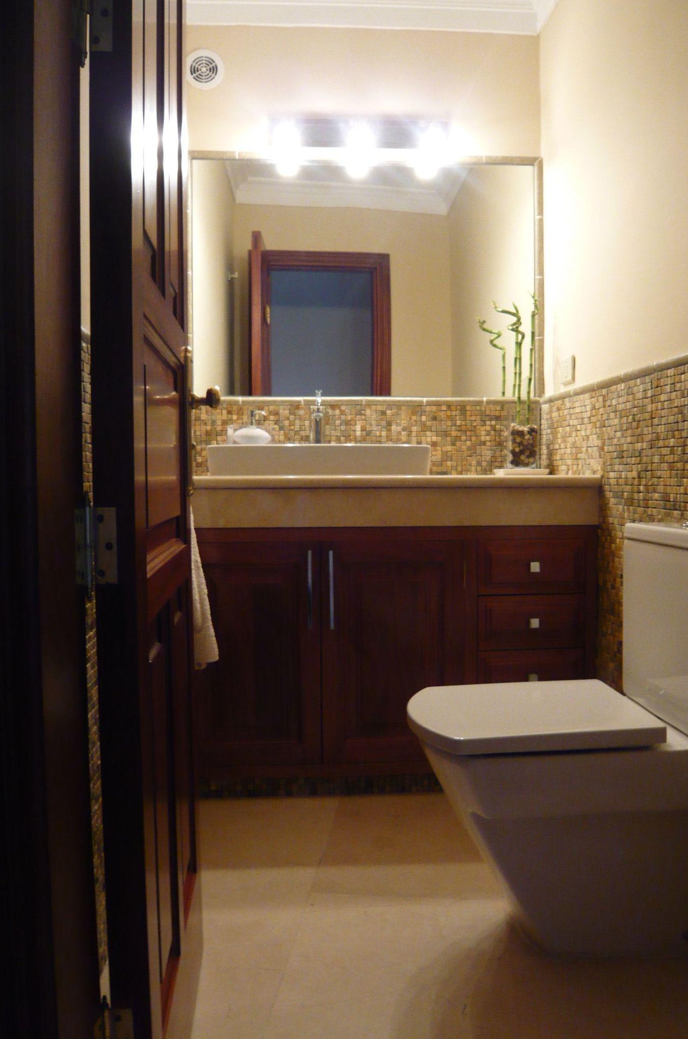 Reforma vivienda cuarto de baño en Santa Cruz de Tenerife