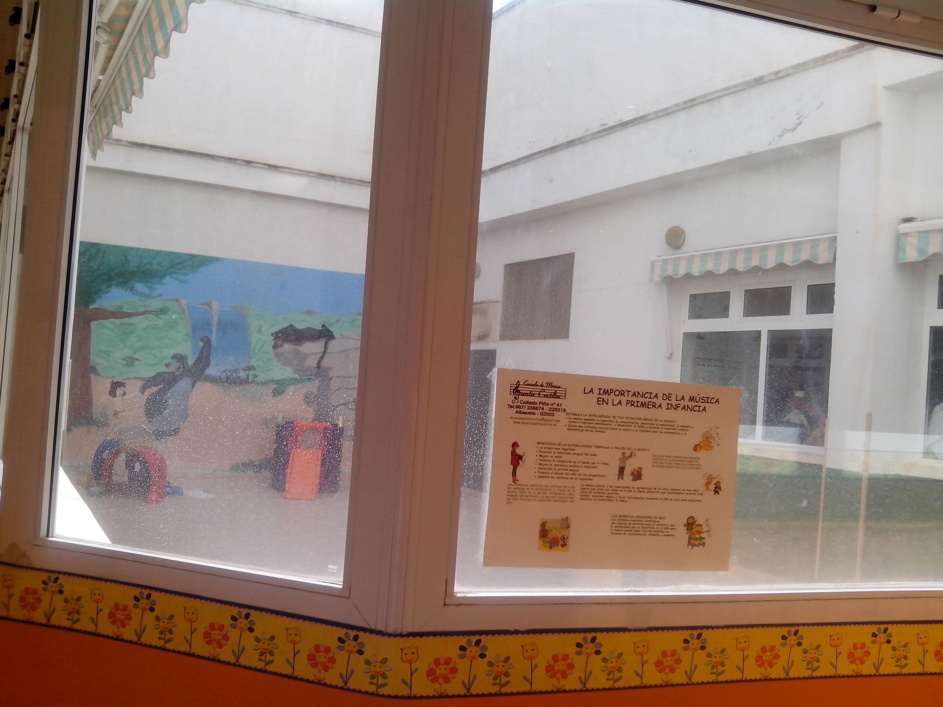 Foto 11 de Guarderías en Albacete | Escuela Infantil Ñacos