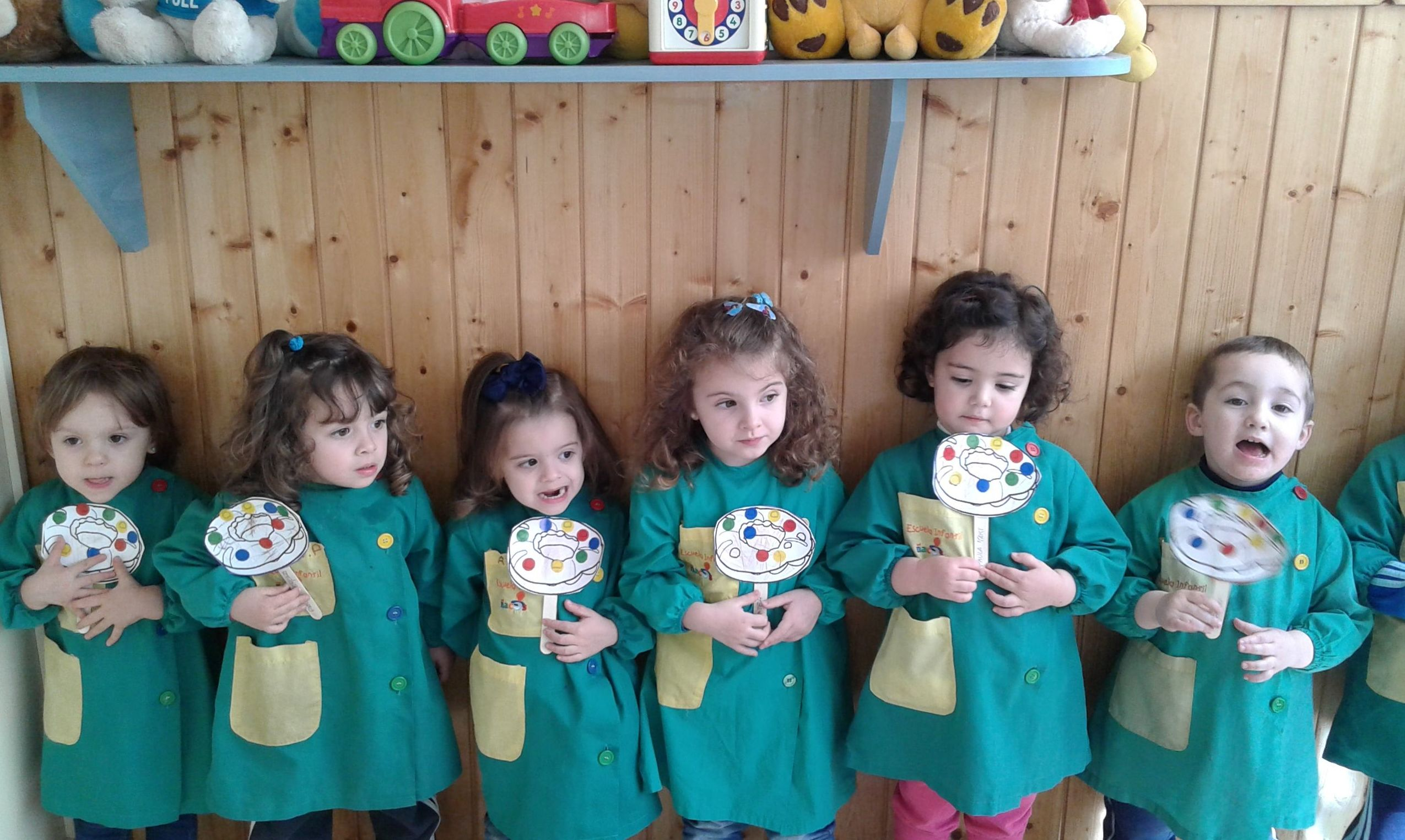 Foto 120 de Guarderías en Albacete | Escuela Infantil Ñacos