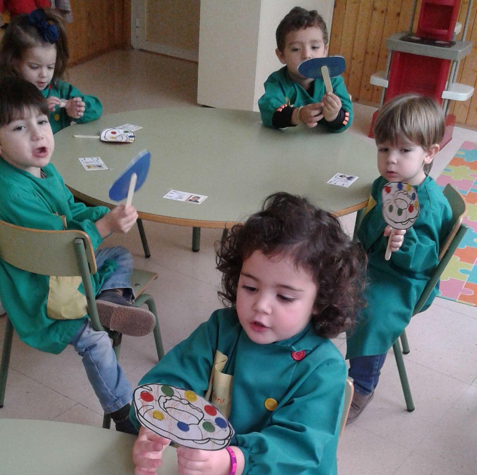 Foto 108 de Guarderías en Albacete | Escuela Infantil Ñacos