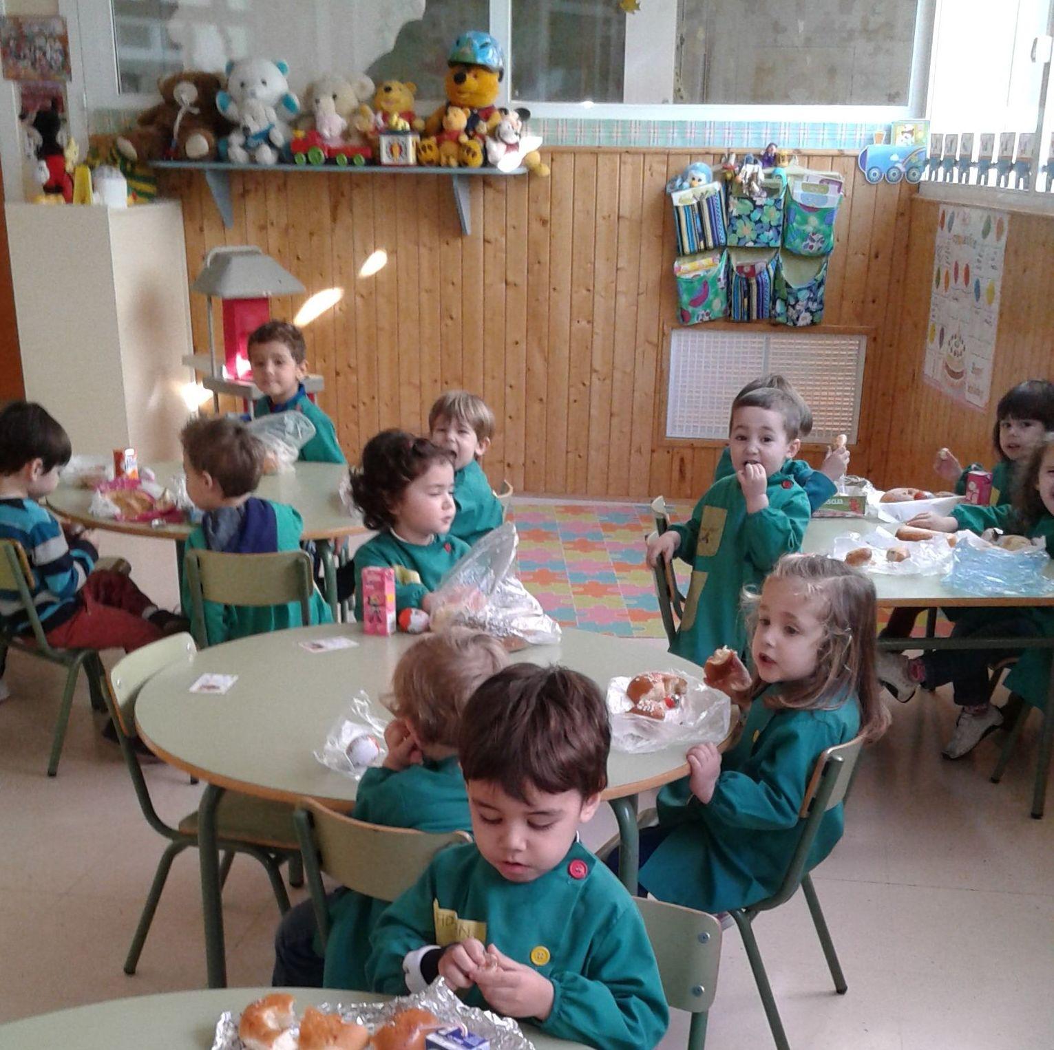 Foto 118 de Guarderías en Albacete | Escuela Infantil Ñacos