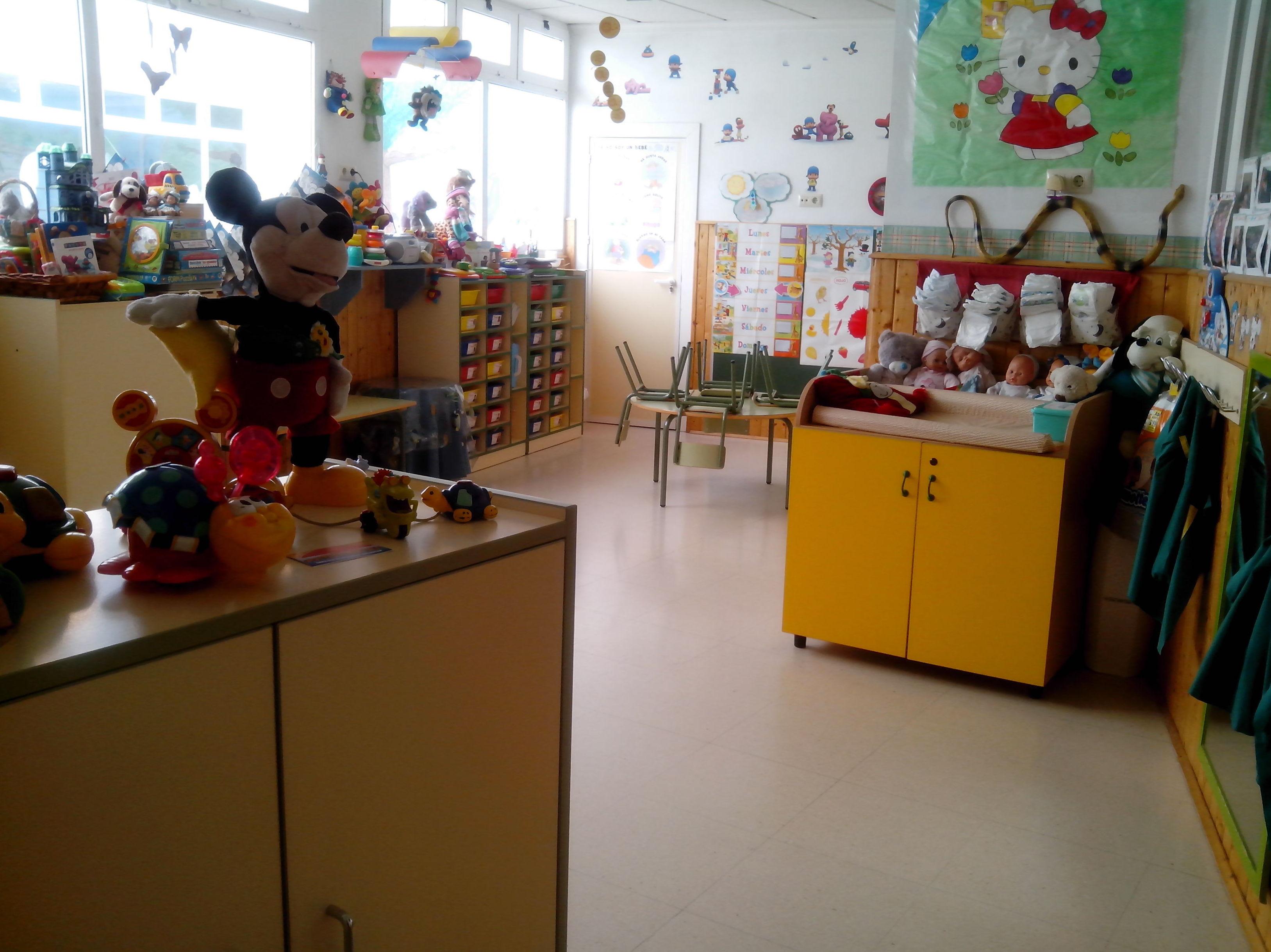 Foto 5 de Guarderías en Albacete | Escuela Infantil Ñacos