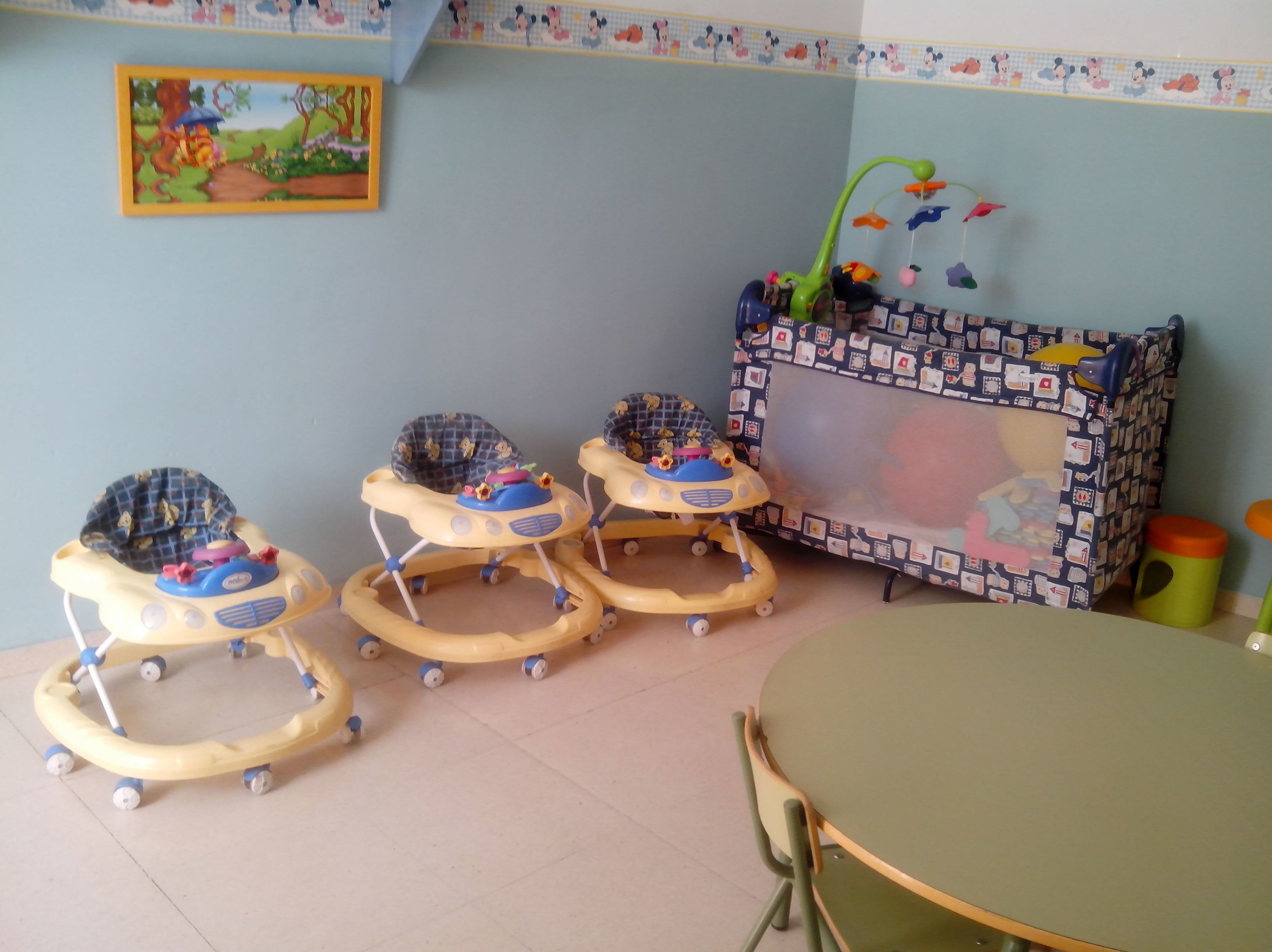 Cocina propia: Servicios de Escuela Infantil Ñacos