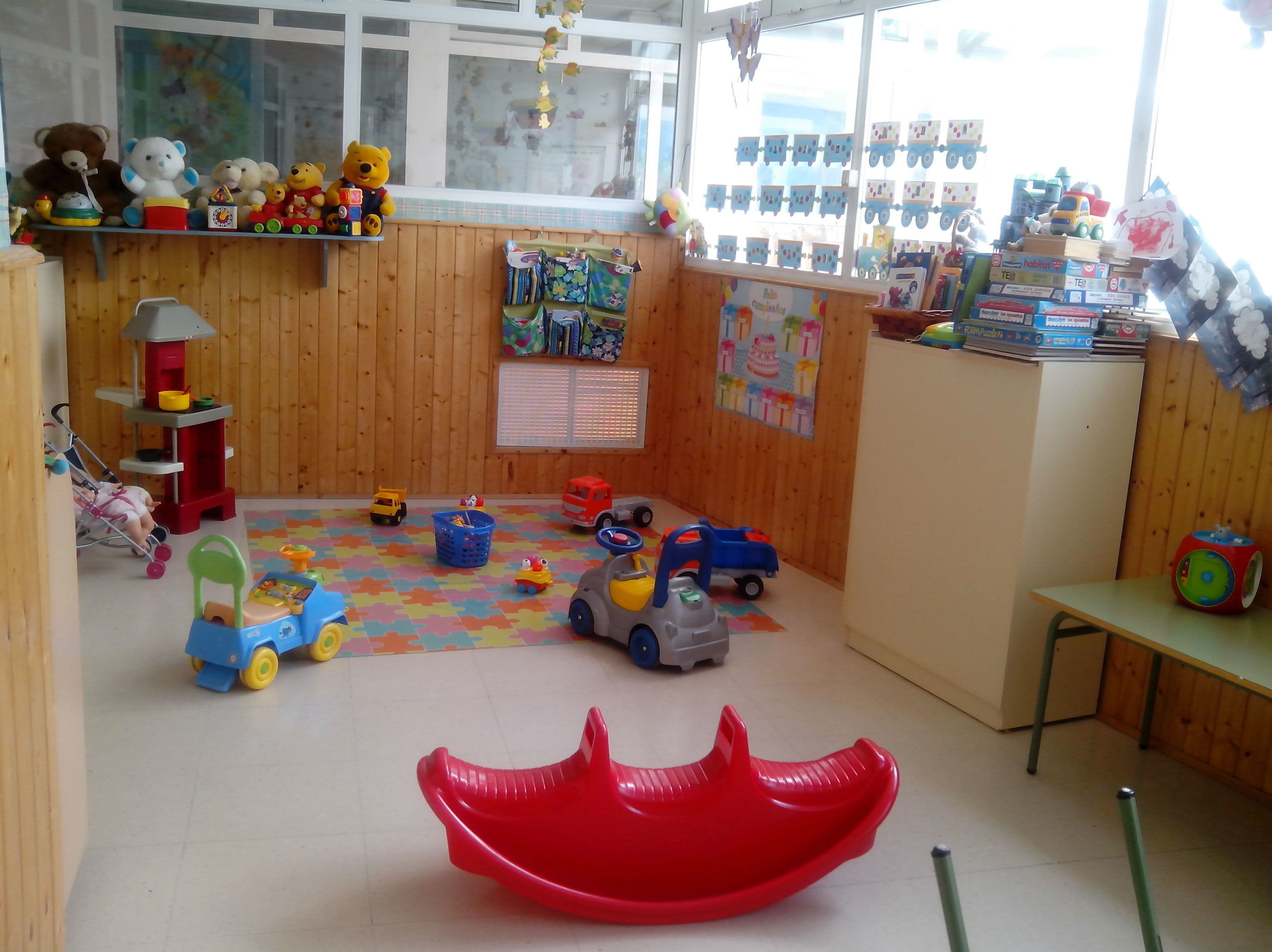 Clases de inglés: Servicios de Escuela Infantil Ñacos