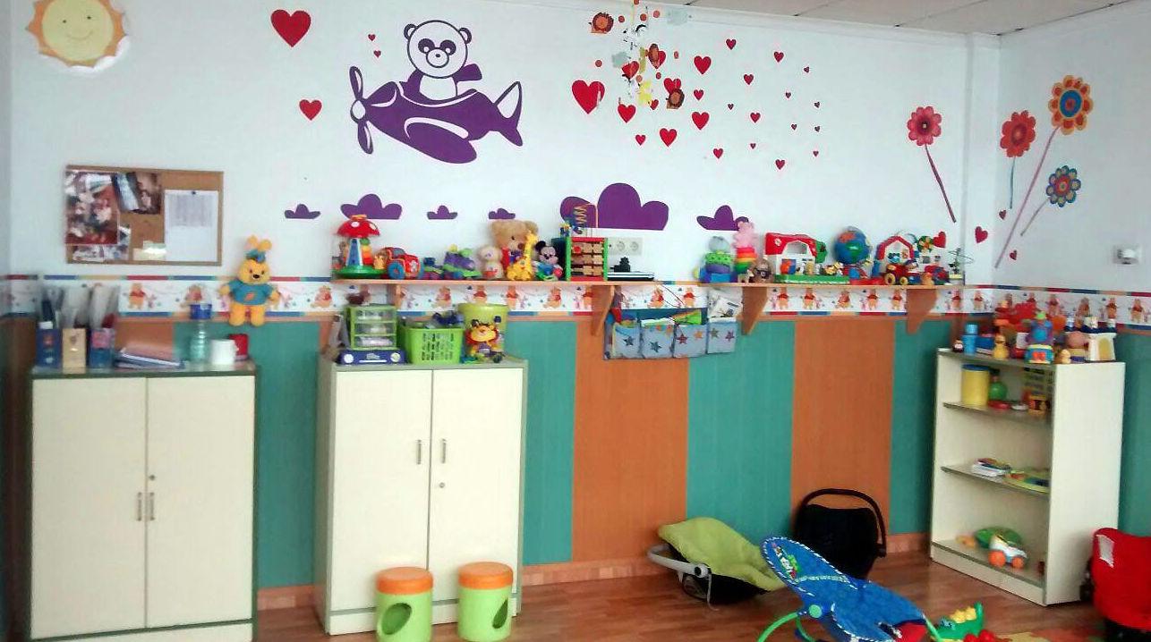 Escuela Infantil Ñacos, actividad de música todos los días de la semana