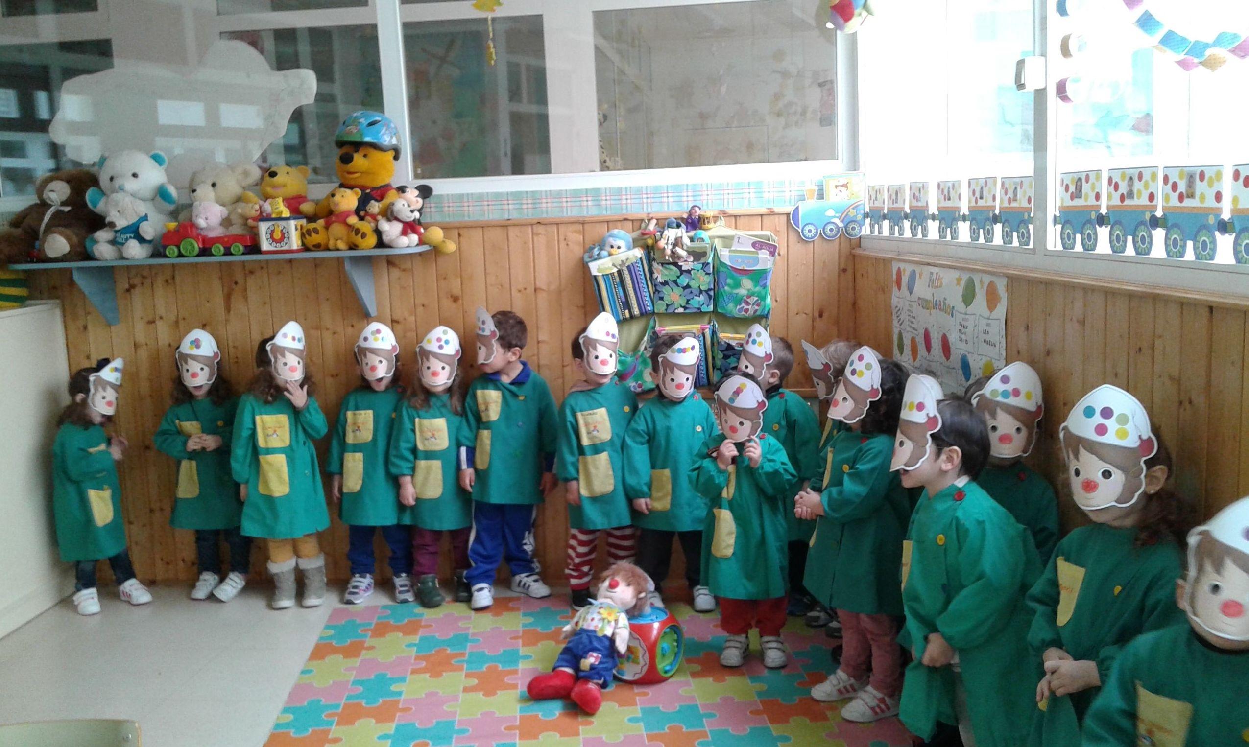 Foto 135 de Guarderías en Albacete | Escuela Infantil Ñacos