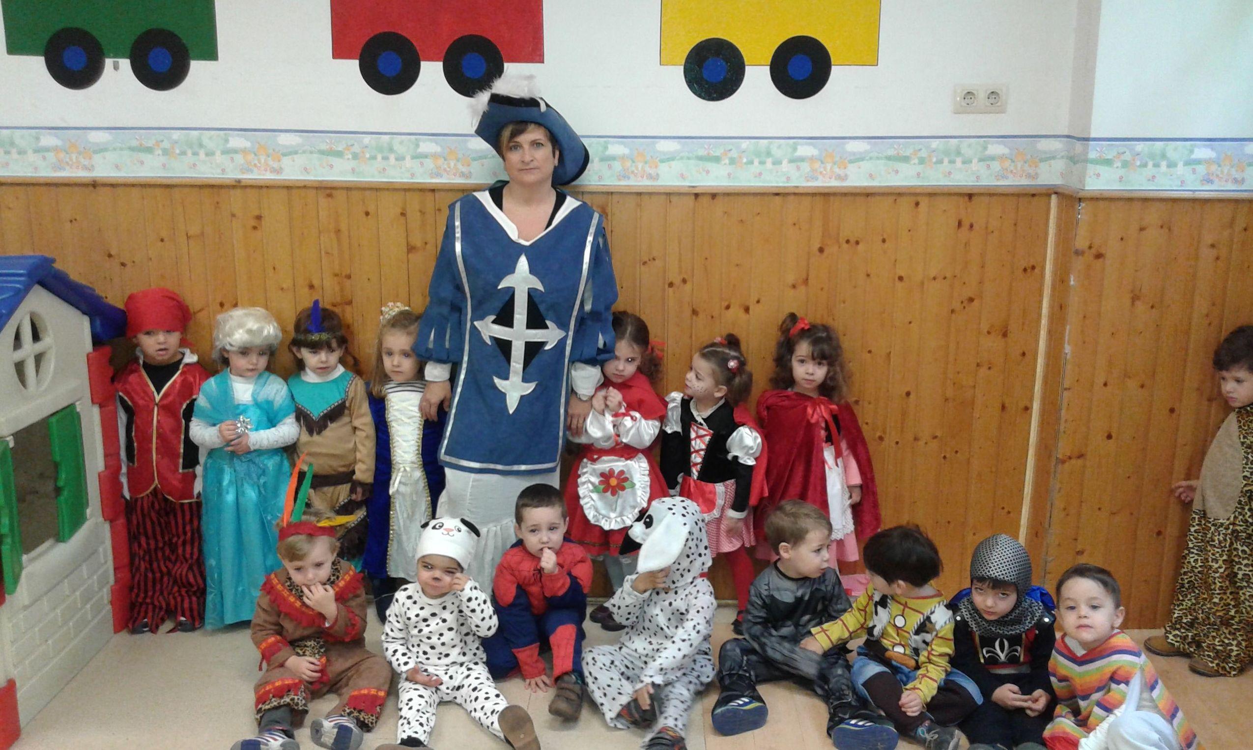 Foto 82 de Guarderías en Albacete | Escuela Infantil Ñacos