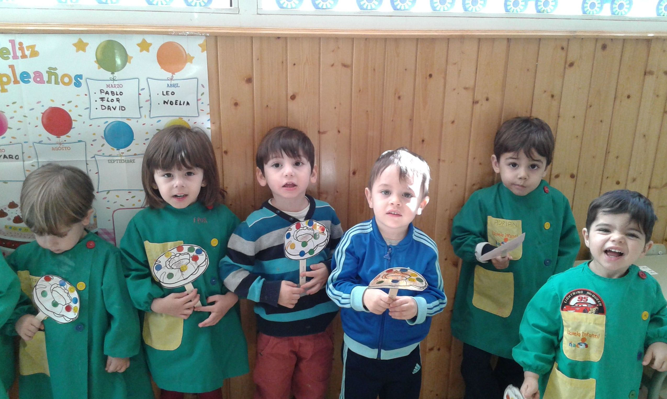 Foto 122 de Guarderías en Albacete | Escuela Infantil Ñacos