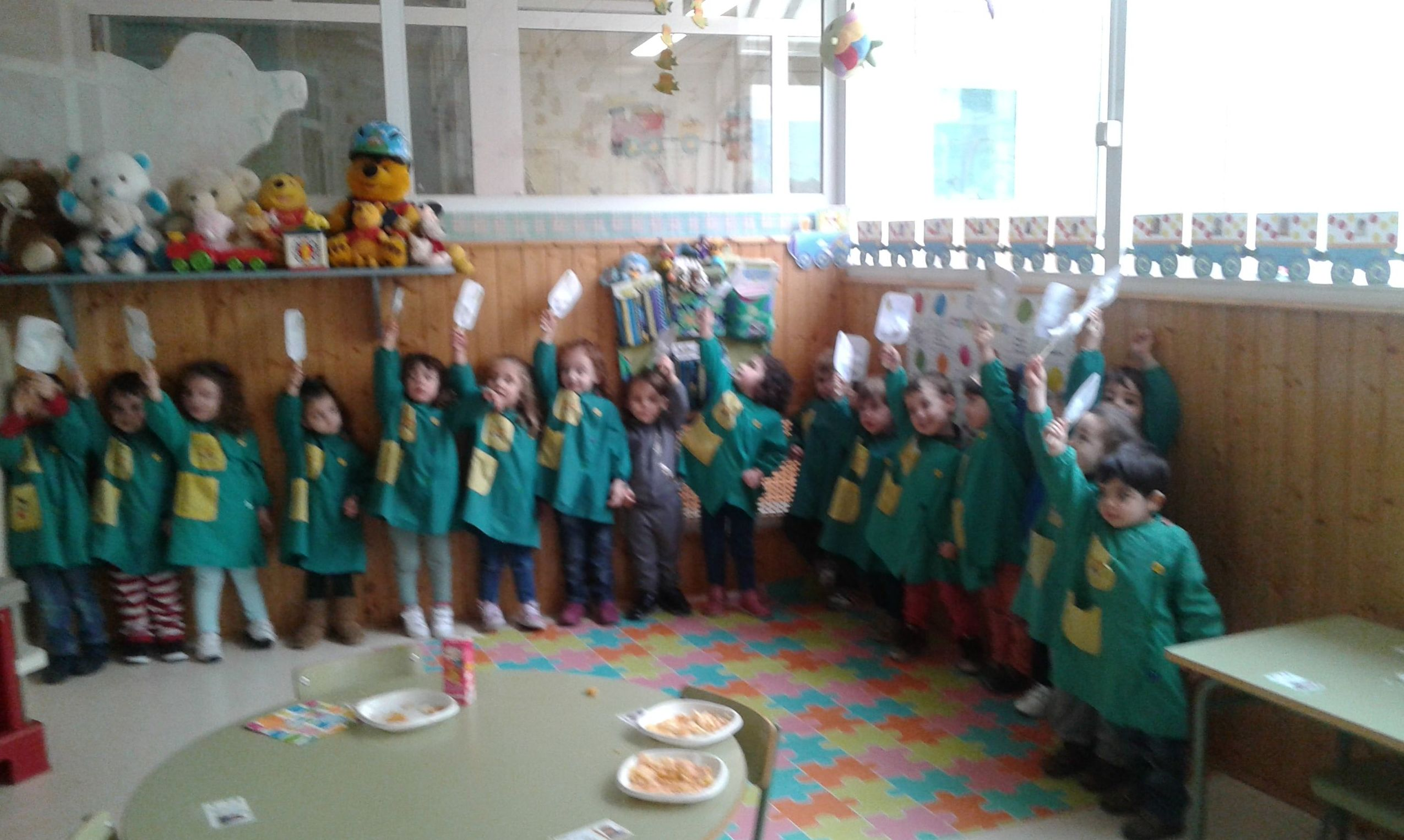 Foto 128 de Guarderías en Albacete | Escuela Infantil Ñacos