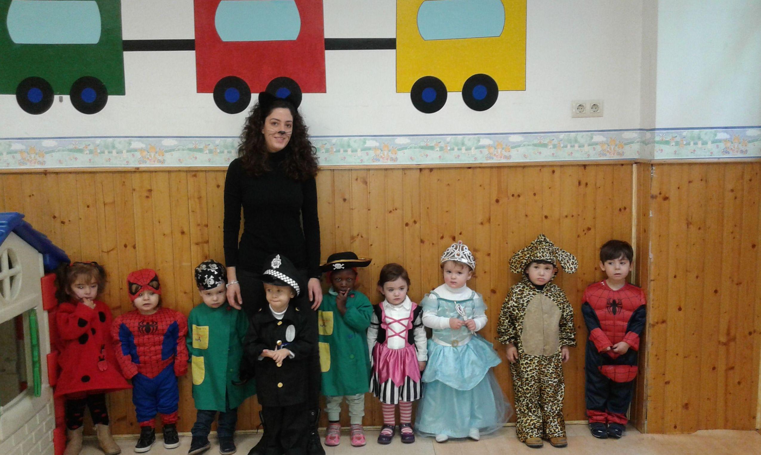 Foto 81 de Guarderías en Albacete | Escuela Infantil Ñacos