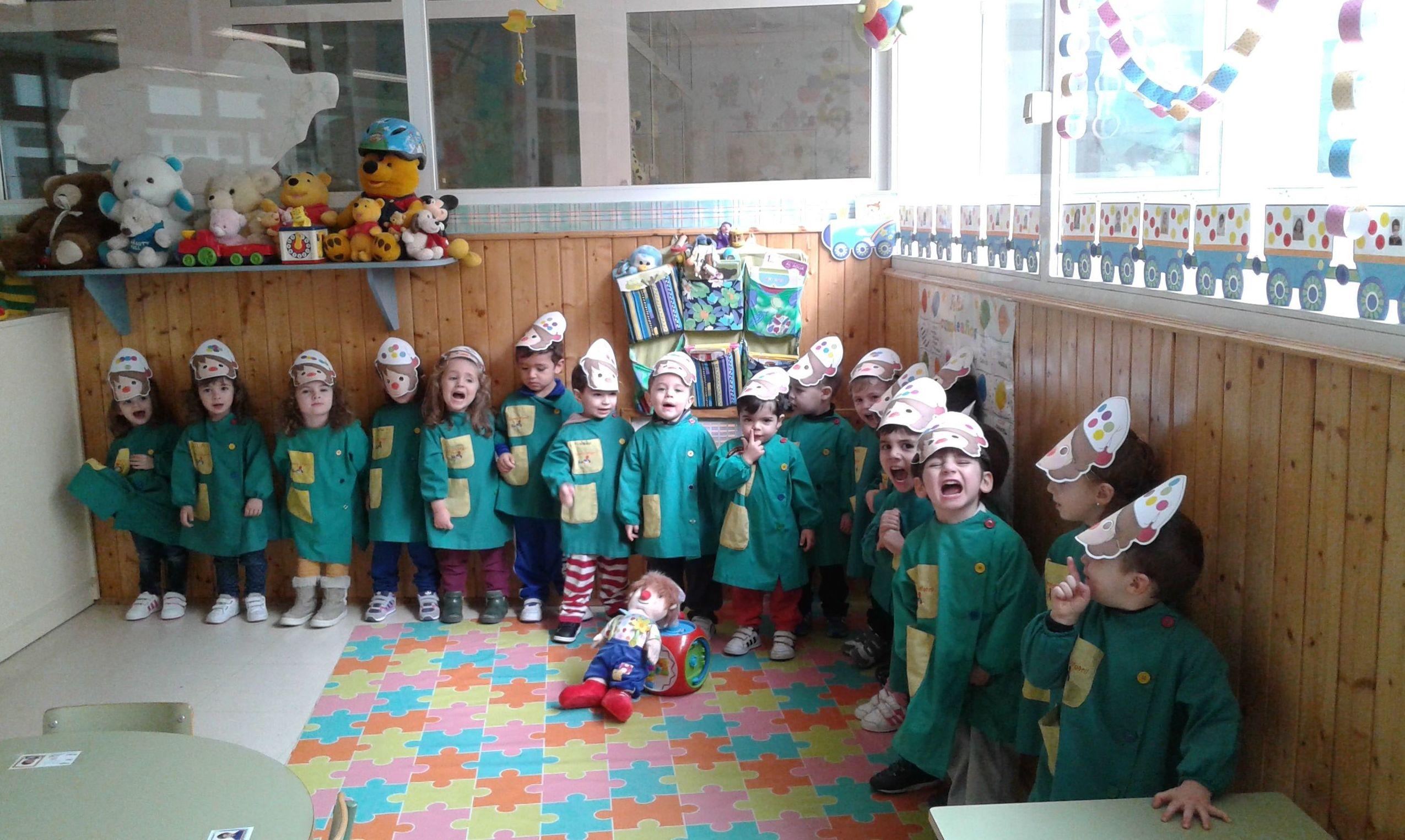 Foto 133 de Guarderías en Albacete | Escuela Infantil Ñacos