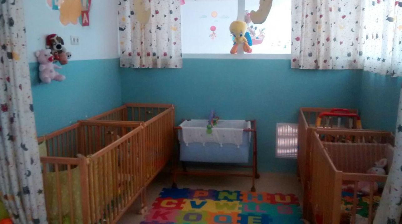Cunas para el descanso de los bebés