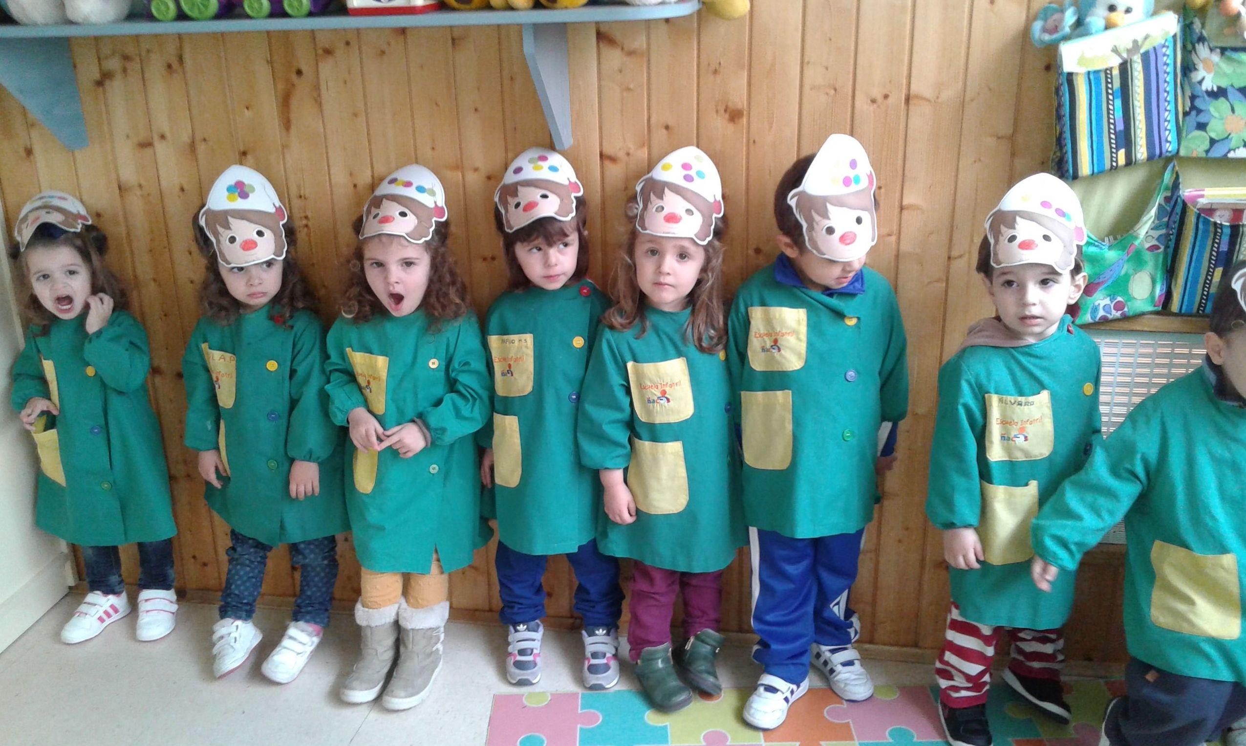 Foto 136 de Guarderías en Albacete | Escuela Infantil Ñacos