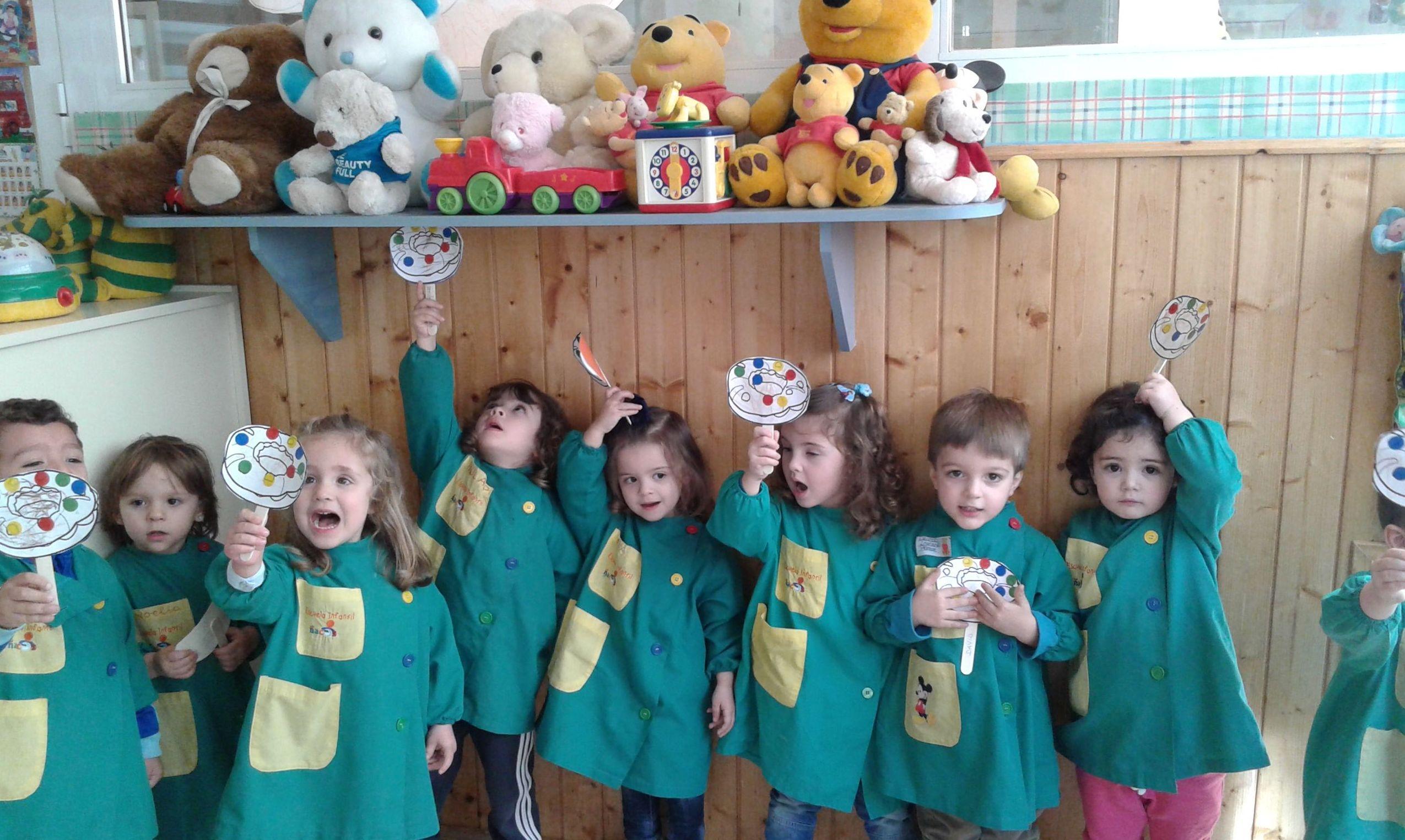 Foto 123 de Guarderías en Albacete | Escuela Infantil Ñacos