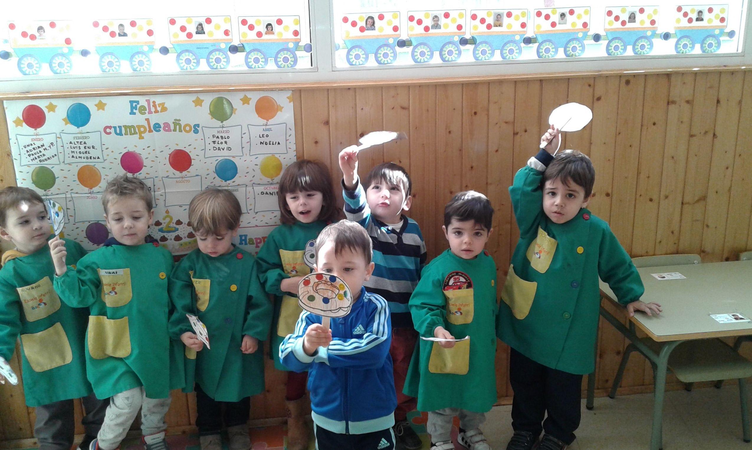 Foto 124 de Guarderías en Albacete | Escuela Infantil Ñacos