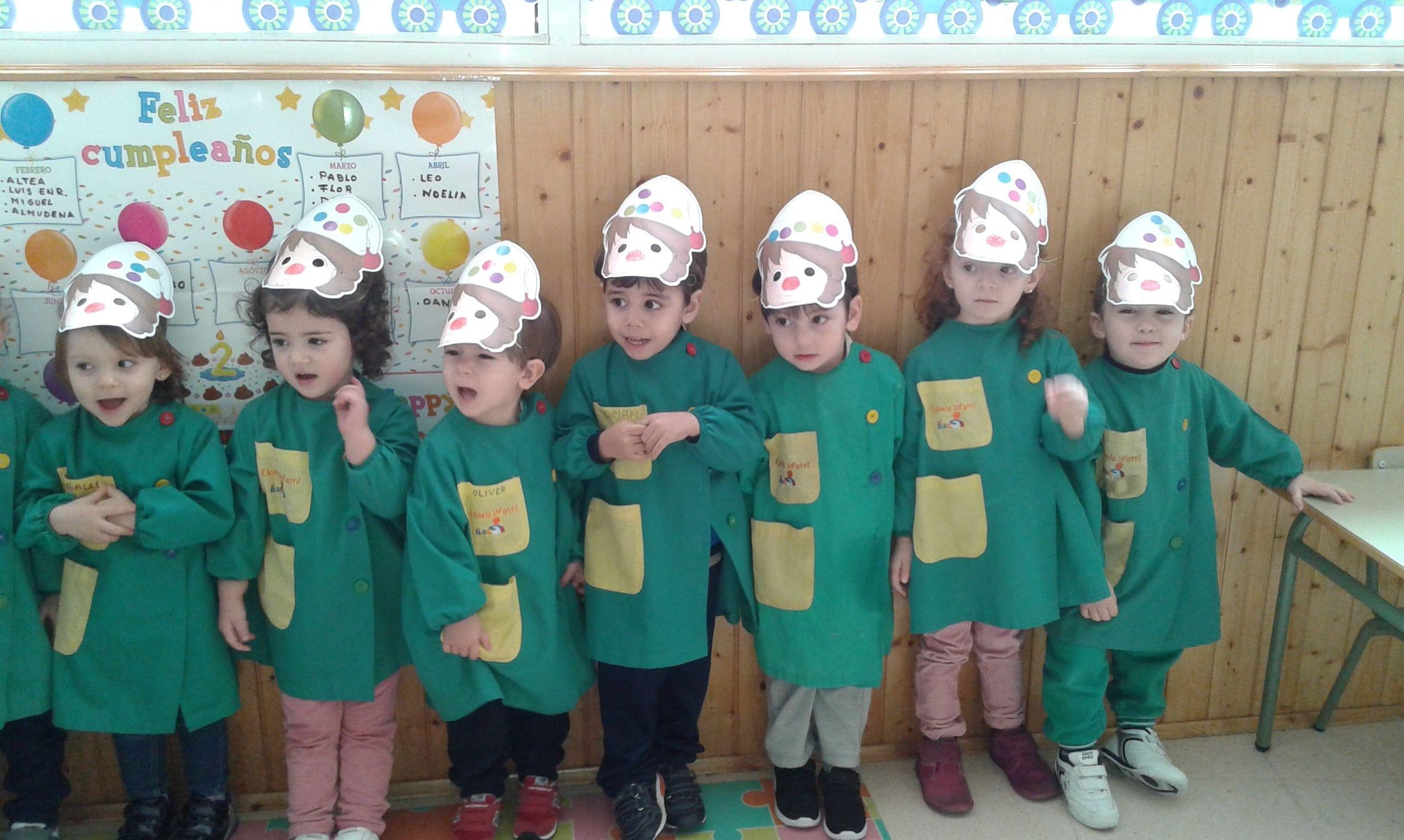 Foto 130 de Guarderías en Albacete | Escuela Infantil Ñacos