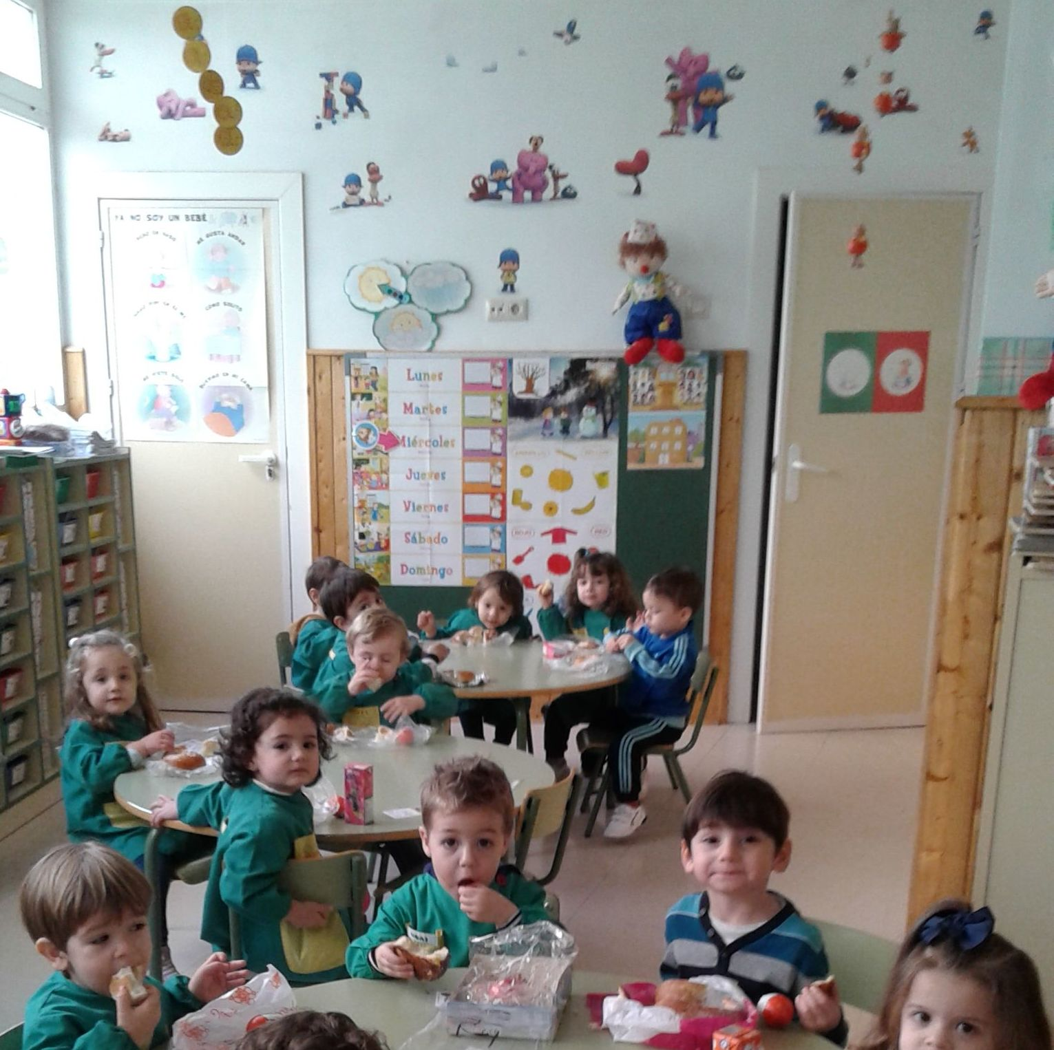 Foto 117 de Guarderías en Albacete | Escuela Infantil Ñacos
