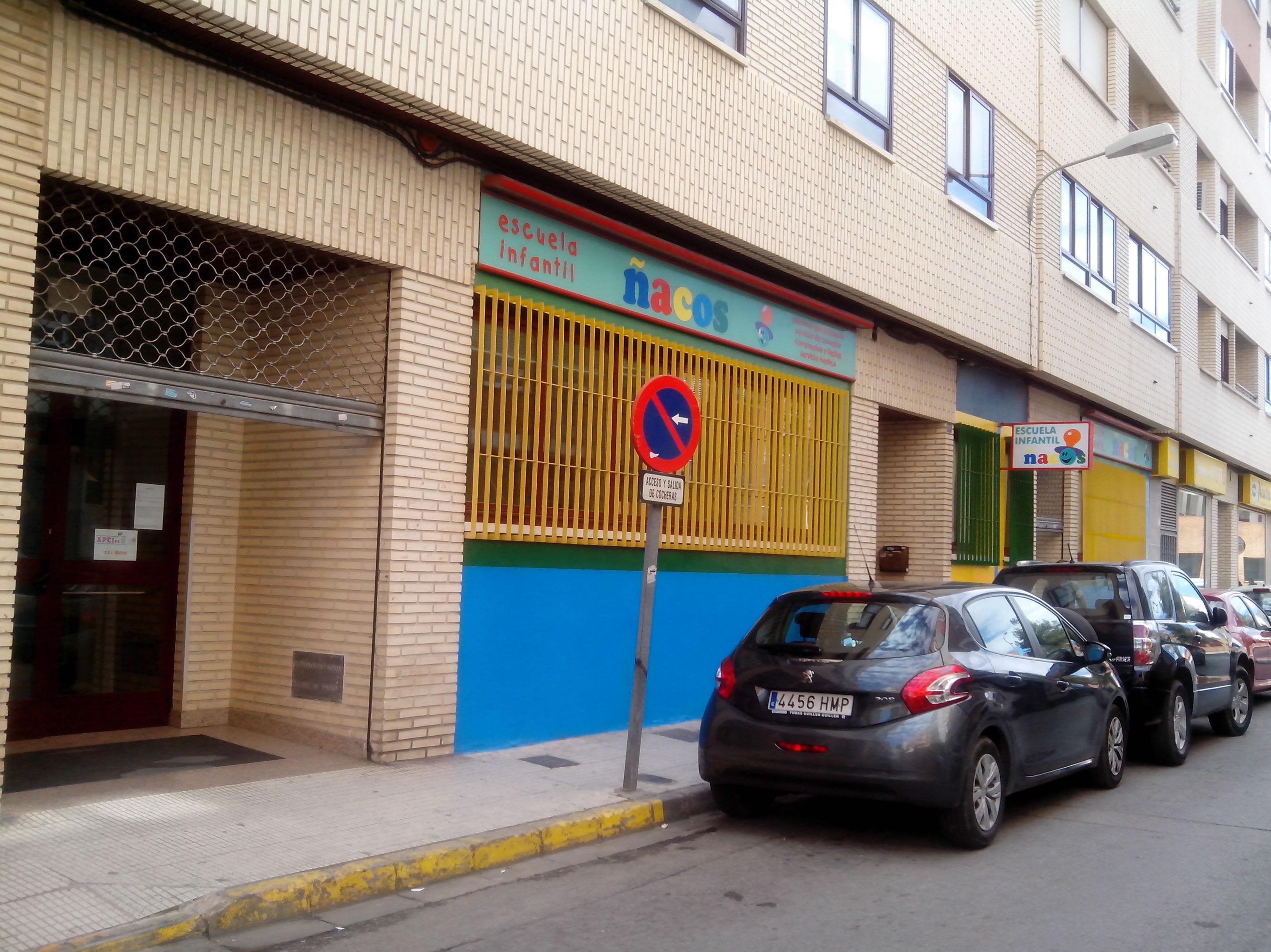Foto 10 de Guarderías en Albacete | Escuela Infantil Ñacos