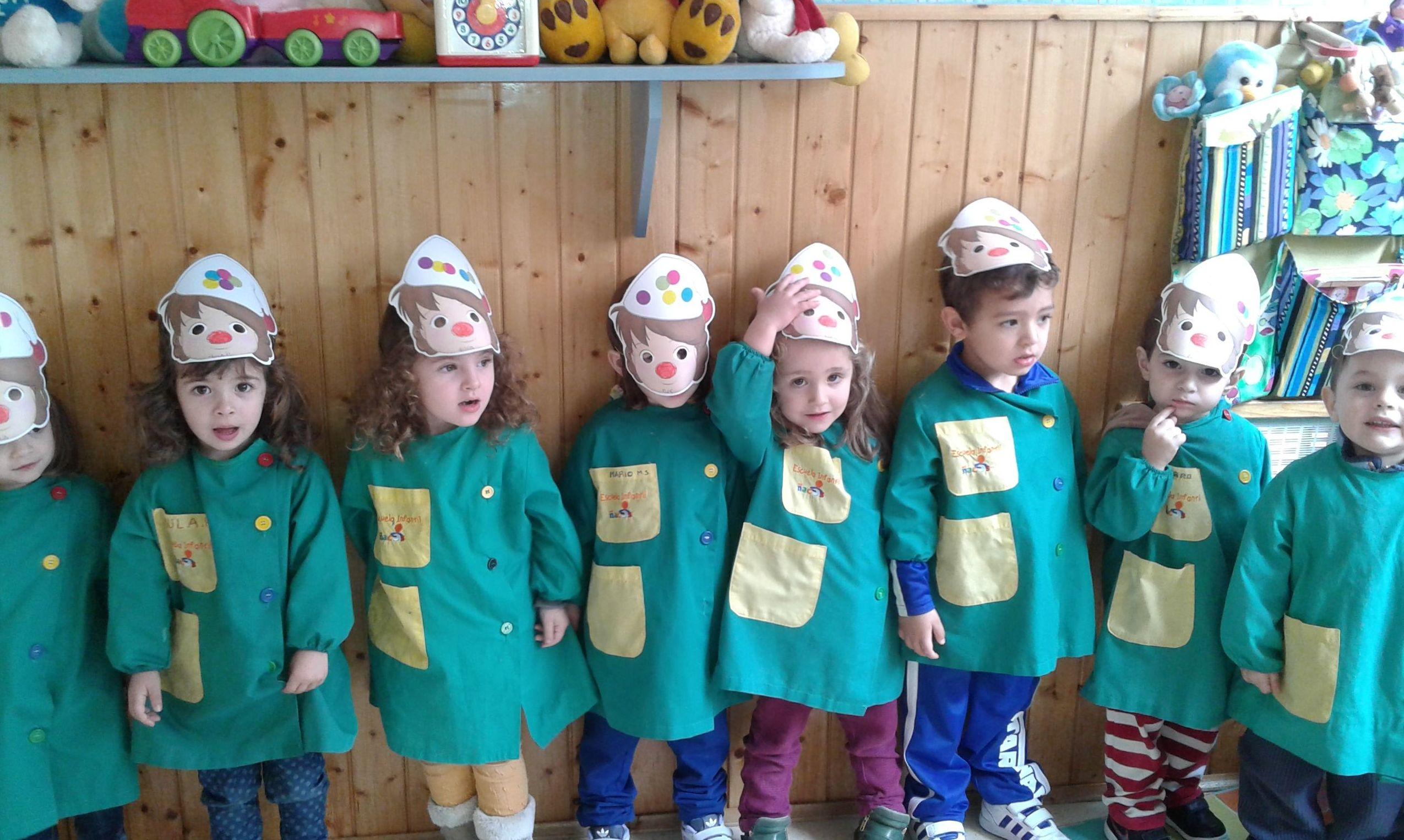 Foto 132 de Guarderías en Albacete | Escuela Infantil Ñacos