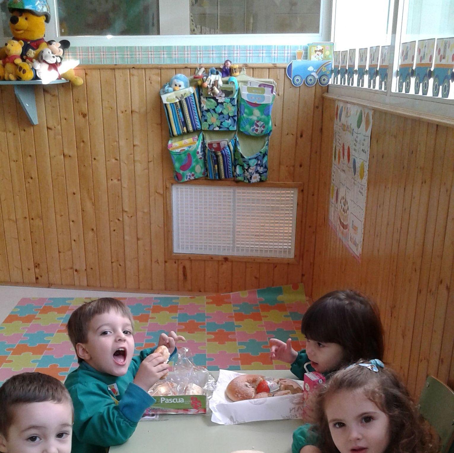 Foto 119 de Guarderías en Albacete | Escuela Infantil Ñacos